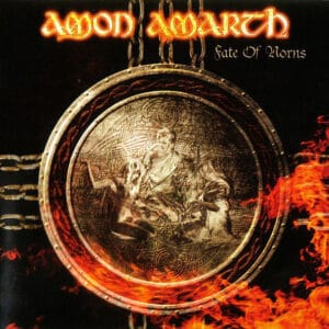 AMO11 -Amon Amarth - Fate Of Norns