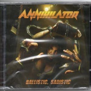 ANN05 -Annihilator - Ballistic Sadistic