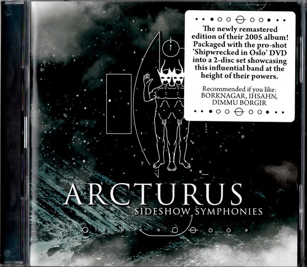 ARC11 -Arcturus - Sideshow Symphonies