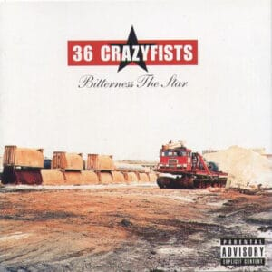 CRA08 -36 CrazyFists -Bitterness The Star