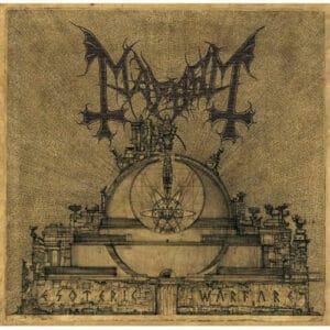 MAY03 -Mayhem -Esoteric Warfare