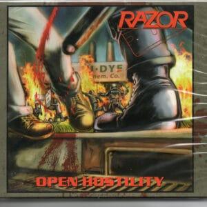 RAZ05 -Razor - Open Hostility