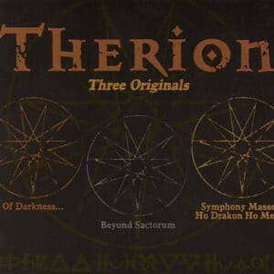 THE21 -Therion - Three Originals