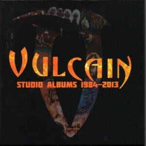 VUL10 -Vulcain - Studio Albums 1984-2013