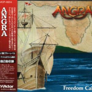 ANG12 -Angra- Freedom Call