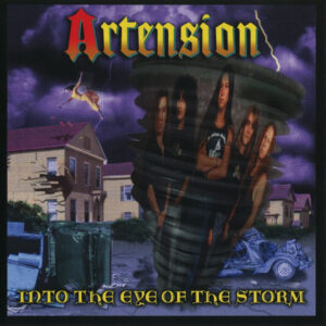 ART02 -Artension - Into The Eye Of The Storm