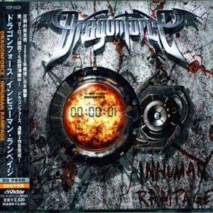 DRA05 -Dragonforce- Inhuman Rampage
