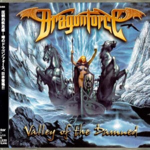 DRA08 -Dragonforce- Valley Of The Damned