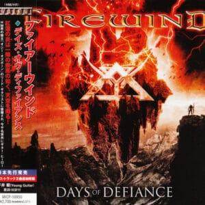 FIR03 -Firewind - Days Of Defiance