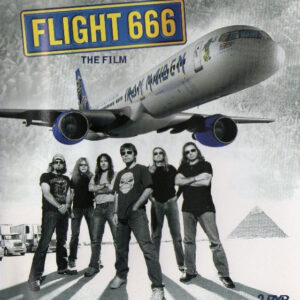 IRO30 -Iron Maiden - Flight 666