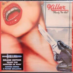 KIL06 -Killer -Ready For Hell