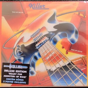 KIL07 -Killer - Wall Of Sound