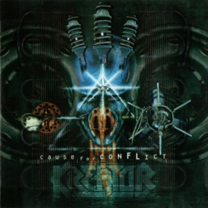 KRE03 -Kreator - Cause For Conflict