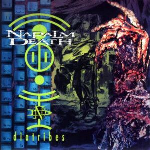 NAP03 -Napalm Death - Diatribes