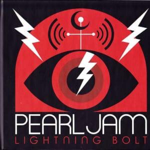 PEA03 -Pearl Jam - Lightning Bolt