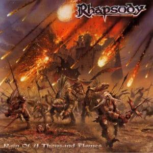 RHA03 -Rhapsody - Rain Of A Thousand Flames