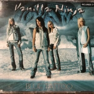VAN06 -Vanilla Ninja -Blue Tatoo