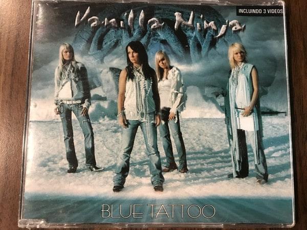 VAN06 -Vanilla Ninja -Blue Tatoo