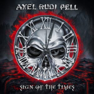 AXE06 -Axel Rudi Pell -Sign Of The Times