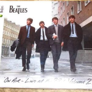 BEA04 -Beatles-On Air- Live At The BBC Volume 2