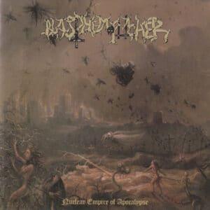 BLA34 -Blasphemophagher - Nuclear Empire Of Apocalypse