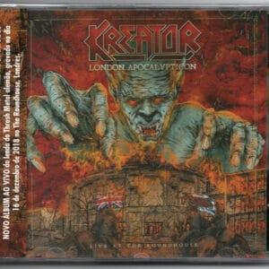 KRE07 -Kreator - London Apocalypticon