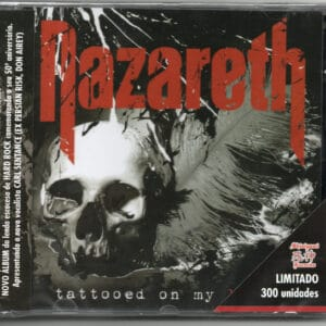 NAZ02 -Nazareth - Tattooed On My Brain