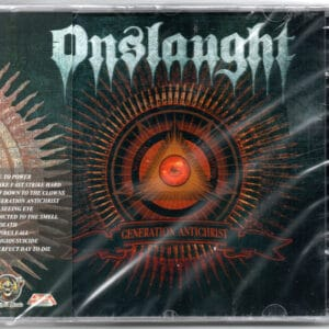 ONS03 -Onslaught - Generation Antichrist