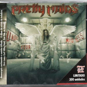 PRE01 -Pretty Maids - Undress Your Madness