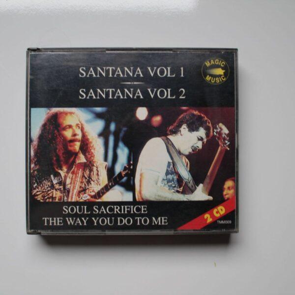 SAN09 -Santana – Soul Sacrifice- The Way You Do To Me