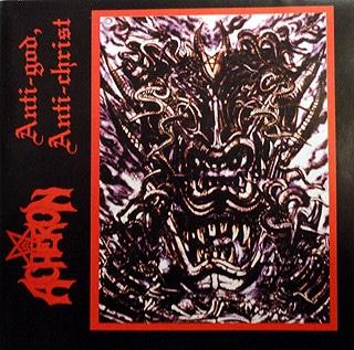 ACH01 - Acheron - Anti-God Anti-Christ