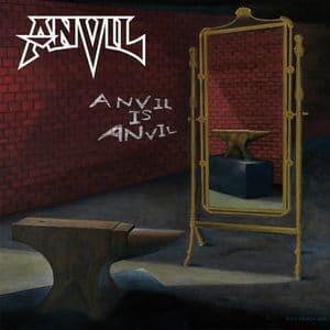 ANV03 -Anvil - Anvil Is Anvil