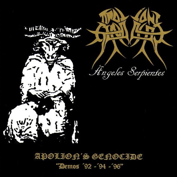 APO03 -Apolion's Genocide - Angeles Serpientes