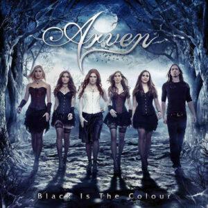ARV02 -Arven -Black Is The Colour
