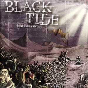 BLA36 - Black Tide -Light From Above