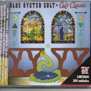 BLU04- Blue Oyster Cult - Cult Classic