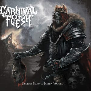 CAR08- Carnival Of Flesh - Stories From A Fallen World