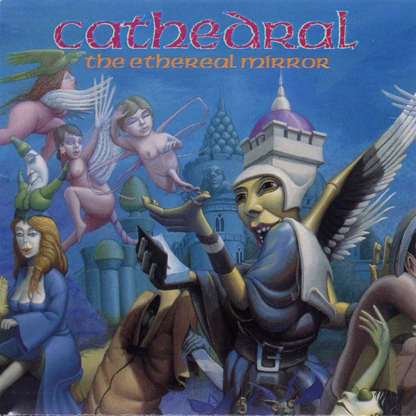 CAT02 - Cathedral - The Ethereal Mirror