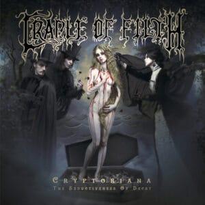 CRA09 -Cradle Of Filth - Cryptoriana