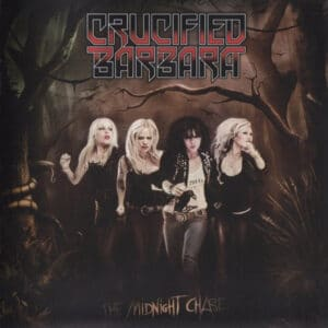 CRU04 -Crucified Barbara-The Midnight Chase