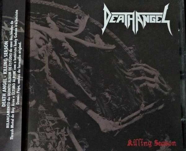 DEA12 -Death Angel - Killing Season