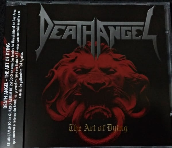 DEA13 -Death Angel - The Art Of Dying