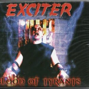 EXC04 -Exciter -Blood Of Tyrants