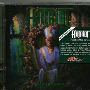 HAT12 -Hatriot- From Days Unto Darkness