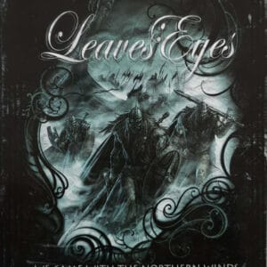 LEA07 -Leaves' Eyes - We Came With The Northern Winds En Saga I Belgia