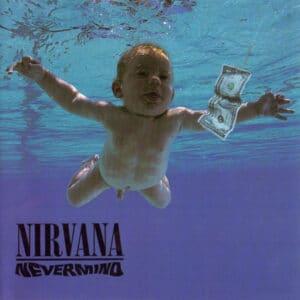 NIR02 -Nirvana - Nevermind
