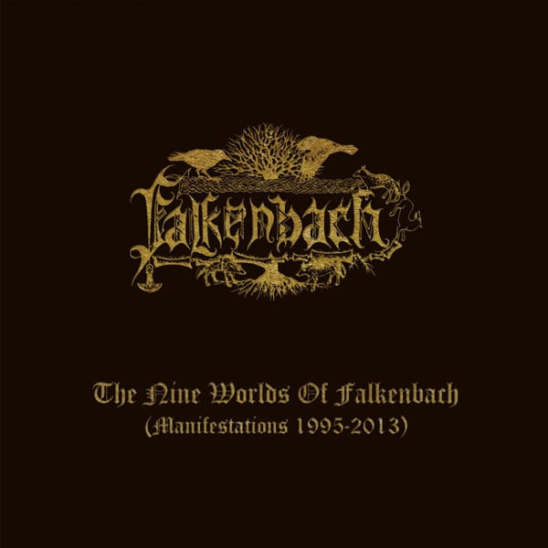 FAL666 - Falkenbach - The Nine Worlds of Falkenbach