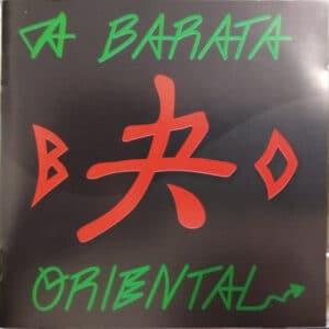 ABA02 -A Barata Oriental - A Barata Oriental