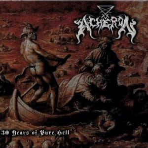 ACH02 -Acheron - 30 Years Of Pure Hell