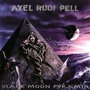 AXE07 -Axel Rudi Pell – Black Moon Pyramid